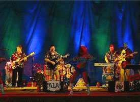 A1A | Book or Hire A1A Band | A great Jimmy Buffett tribute band for