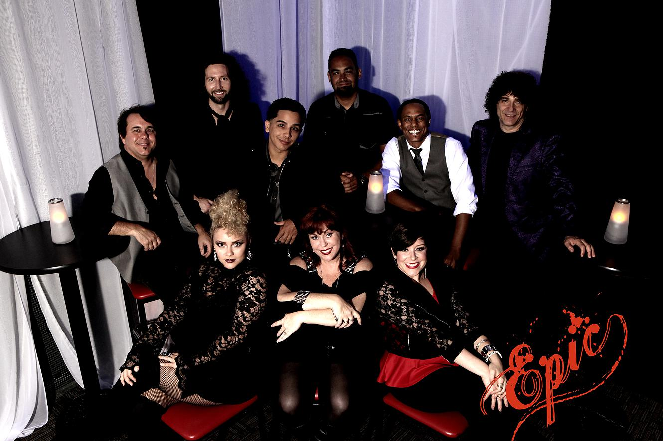 Epic Party Band | Book or Hire the Epic Party Band for your